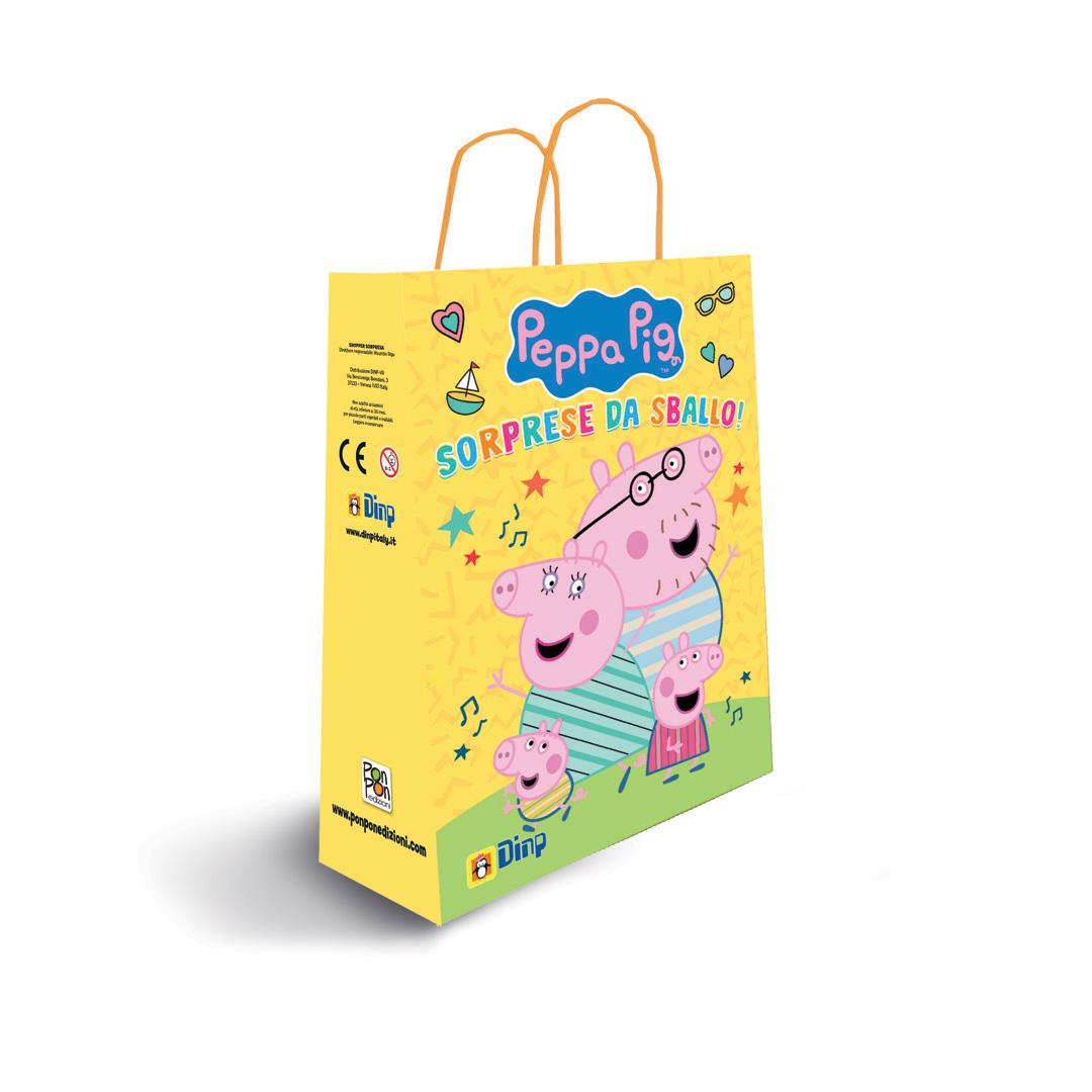 Shopper Sorpresa Peppa Pig