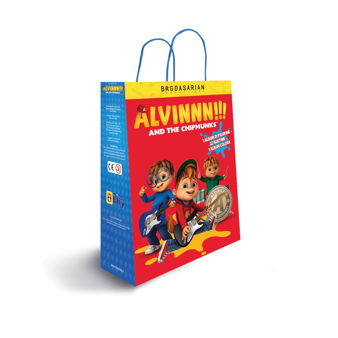 Shopper Sorpresa Alvinnn!!!