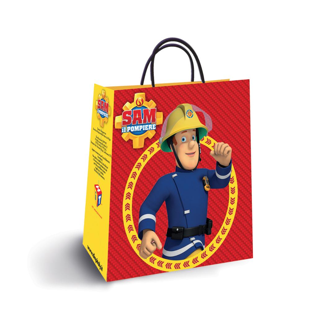 Shopperina Sam il Pompiere