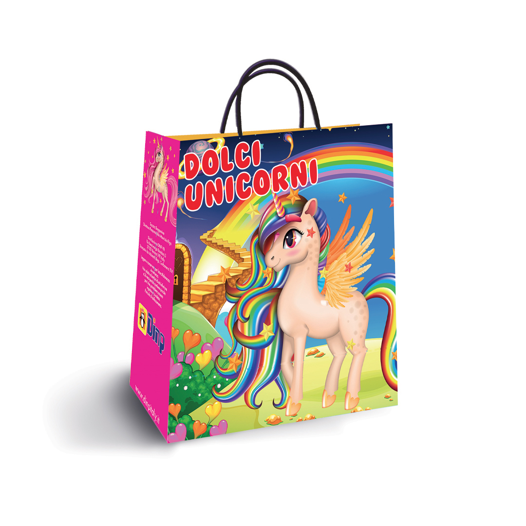Shopperina Dolci Unicorni